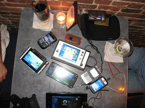 $7k worth of gadgets